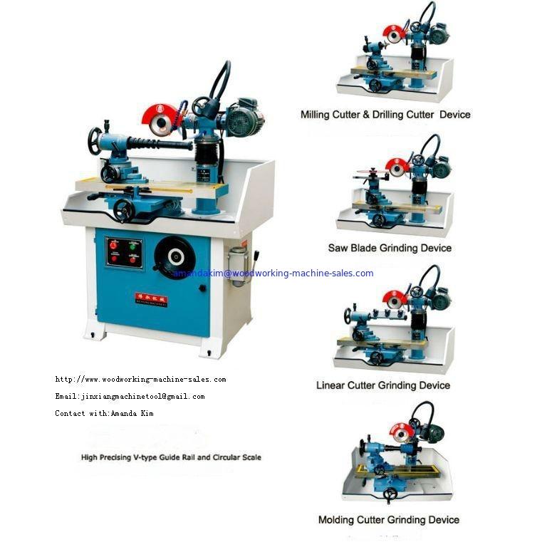 woodworking machinery--MF2720 Universal Saw Blade Cutter Grinder