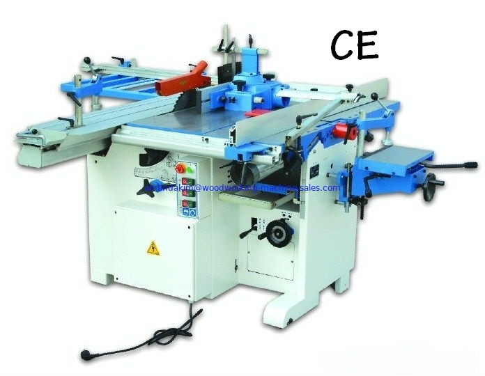 28 Simple Combination Woodworking Machine | egorlin.com