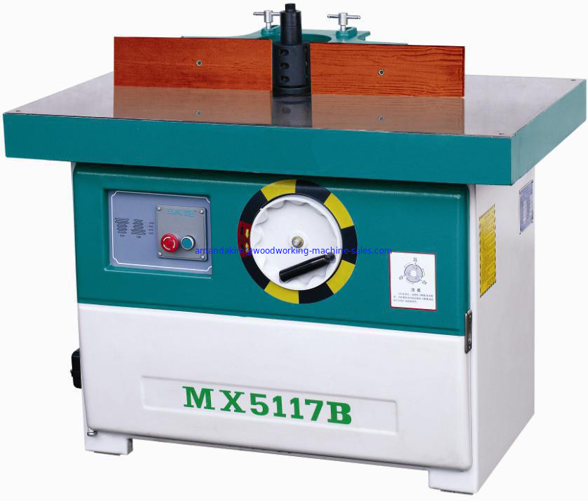 Uniaxial Woodworking Vertical Milling Machine