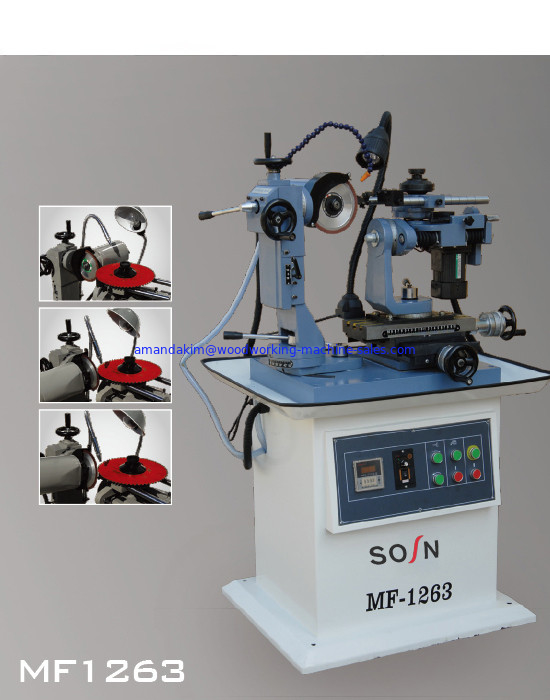 Automatic Mf1263 Carbide Saw Blade Sharpening Machines