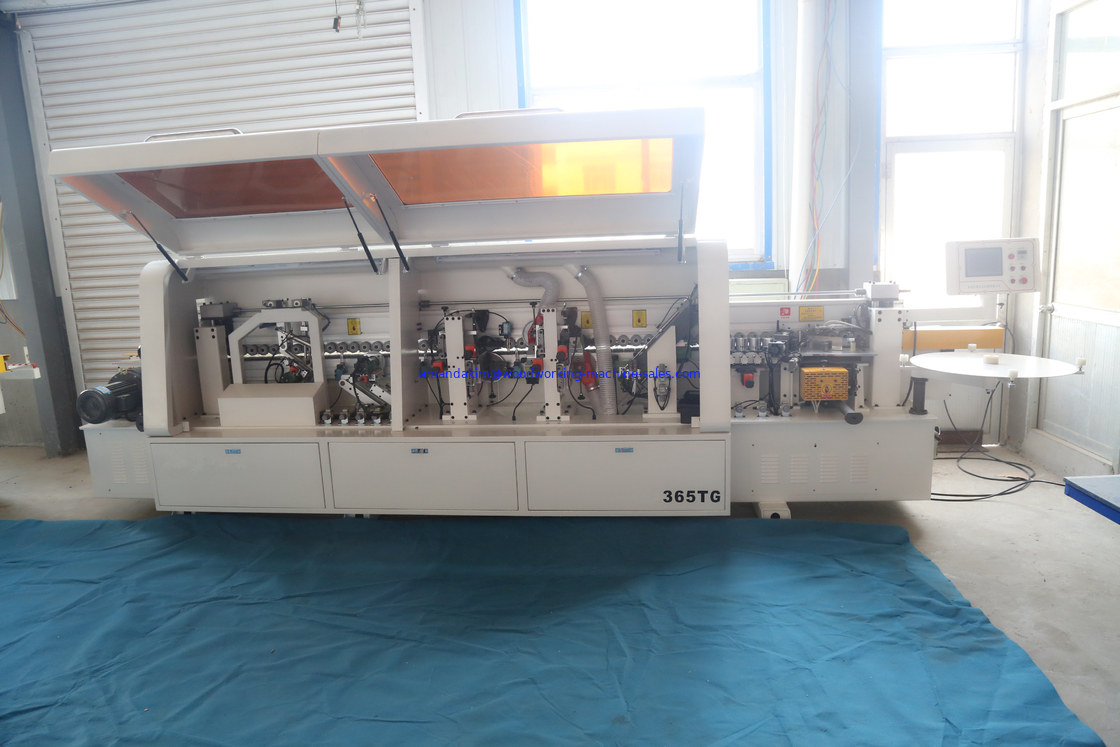 Kdt Full Automatic Edge Banding Machine Pre Milling Gluing