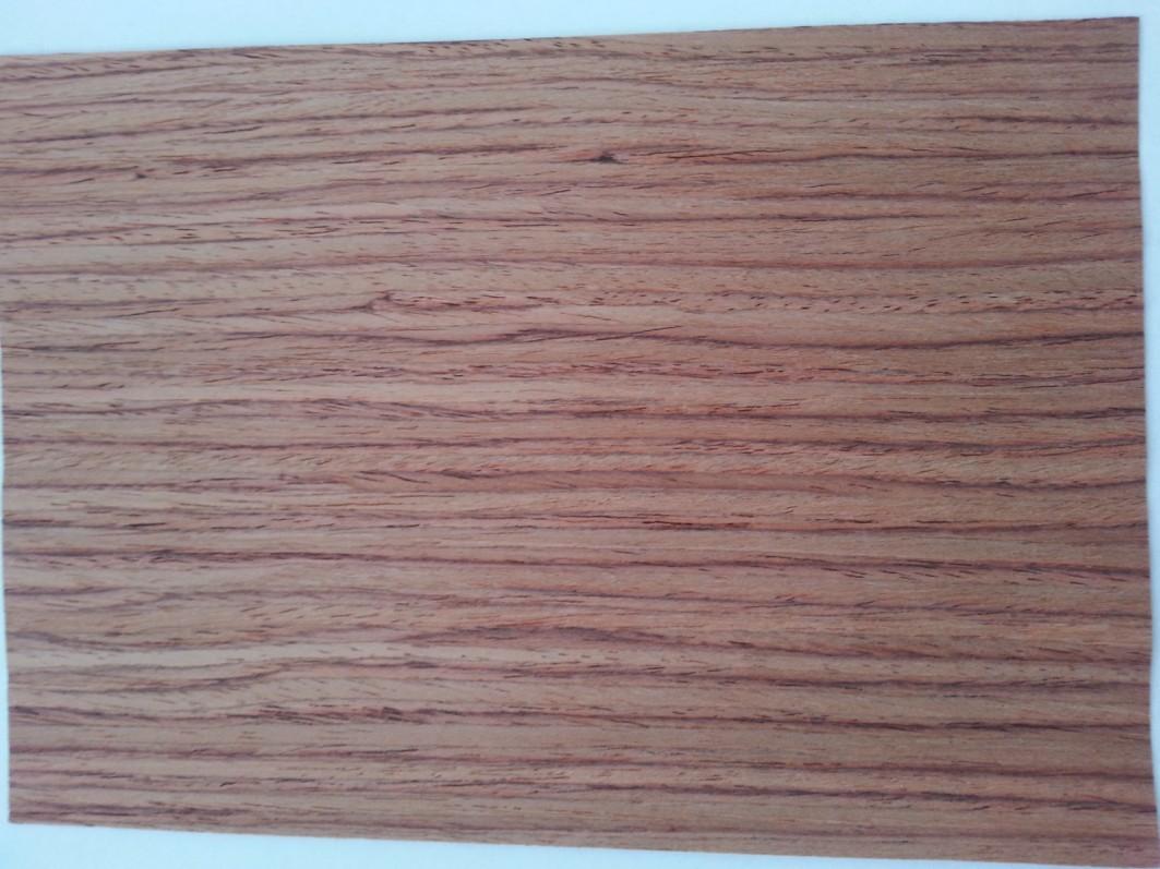 Bubinga 2622 cabinet skin door skin solid material wood veneer for Wood veneer kitchen doors